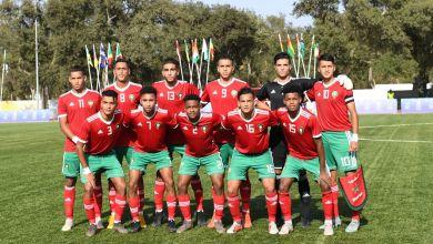 صورة البطولة العربية.. المنتخب المغربي في مواجهة البحرين وجيبوتي ومدغشقر
