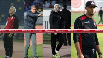 صورة غاريدو..المدرب الرابع للوداد الرياضي هذا الموسم ورقم 13 في عهد الناصيري