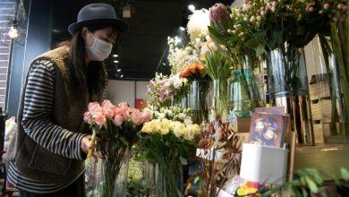 صورة عيد الحب يحل حزينا في الصين بسبب فيروس كورونا المستجد