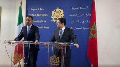 صورة الخارجية الإيطالية: الاستقرار السياسي للمغرب جعله بلدا استراتيجيا بالنسبة لنا في منطقة المتوسط