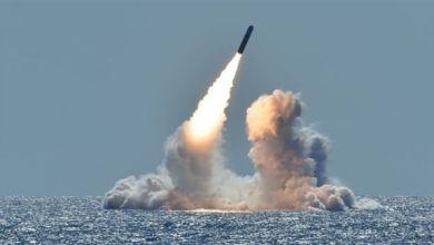 صورة واشنطن تنشر لاول مرة سلاحا نوويا محدود القوة
