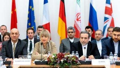 صورة اجتماع الأربعاء في فيينا للّجنة المشتركة للإشراف على اتفاق إيران النووي