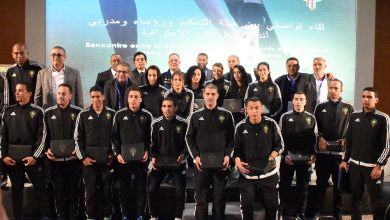 صورة التحكيم الرياضي بالمغرب : جل حكام النخبة الأولى لم يجتازوا الاختبار البدني النصف السنوي