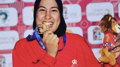 صورة أبو فارس تكشف المستور وأسباب استبعادها من أولمبياد طوكيو
