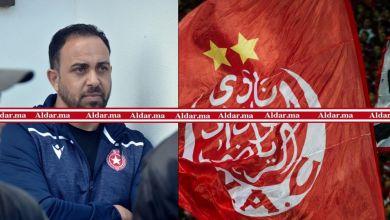 صورة مدرب النجم الساحلي يتوعد الوداد بهزيمة قاسية في ملعب محمد الخامس