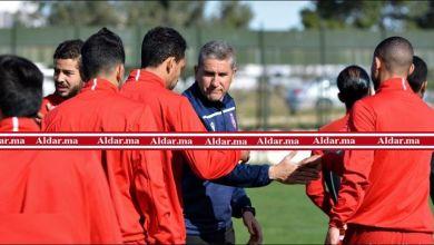 صورة خاص.. غاريدو في المغرب للتفاوض مع الوداد الرياضي