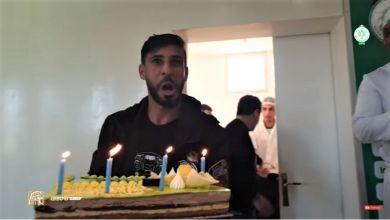صورة في ظرف أقل من أسبوع.. الرجاء يحتفل بعيد ميلاد 4 لاعبين (فيديو)