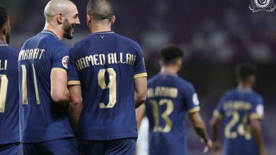 صورة بالفيديو..حمد الله وأمرابط يقودان النصر للفوز في دوري أبطال آسيا