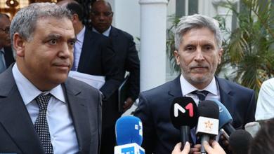 Photo of وزير الداخلية الإسباني يشيد بالتعاون بين بلاده والمغرب في مجال محاربة الهجرة السرية والإرهاب