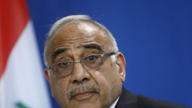 Photo of العراق.. عادل عبدالمهدي سيترك تصريف الأعمال ما لم تشكل حكومة جديدة