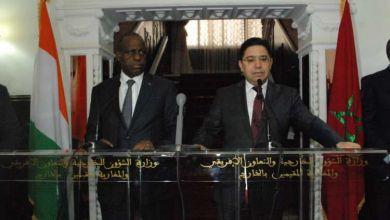 Photo of افتتاح قنصلية كوت ديفوار بالعيون ، تأكيد جديد على مغربية الصحراء