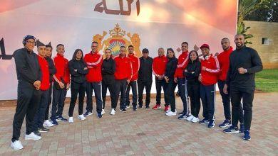 صورة القفاز المغربي يحل بدكار بمعدل 13 ملاكم وملاكمة بحثا عن بطائق التأهل لأولمبياد طوكيو
