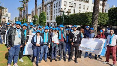 صورة منظمات حزب الأحرار في قلب مسيرة القضية الفلسطينية