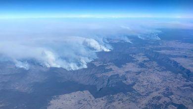 صورة احتواء كل الحرائق في ولاية نيو ساوث ويلز الأسترالية