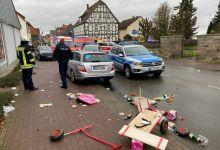 Photo of ثلاثون جريحا إثر صدم سيارة حشدا خلال كرنفال في المانيا