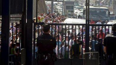 "Photo of مليلية..""سيارة انتحارية"" تقتحم المعبر الحدودي على متنها مهاجرين أفارقة"