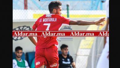 صورة جامعة الكرة تعاقب المترجي بالتوقيف لمباراتين