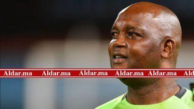 صورة موسيماني: أخبروني أن نهائي دوري أبطال أفريقيا سيقام في الدار البيضاء