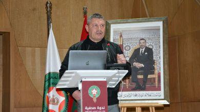 صورة بالفيديو..أوشن: أريد الحفاظ على هوية الكرة المغربية بدماء جديدة