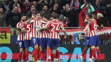صورة بالفيديو.. أتليتيكو مدريد يكبح انتصارات ليفربول
