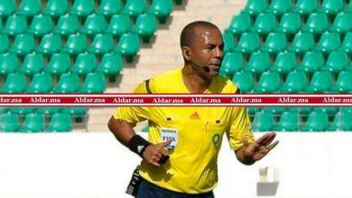 صورة بعد إلغاء قرار توقيفه..التيازي:  جامعة كرة مستقلة ونزيهة وعادلة