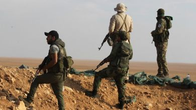 صورة ضربات أمريكية ضد مليشيات موالية لإيران في العراق ردا على هجوم التاجي (بالصور)