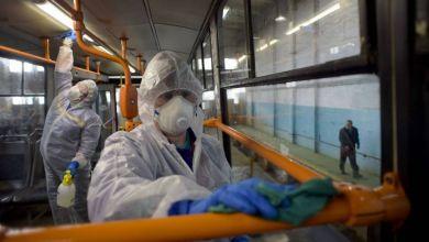"""صورة روسيا تجرب نماذج أولية للقاحات لعلاج """"كورونا"""" على حيوانات في مختبر سيبيريا"""