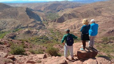 """صورة بسبب """"كورونا""""..صحيفة بريطانية تدعو السياح الى التحقق من الوصع قبل السفر الى المغرب"""