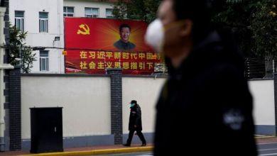 صورة الرئيس الصيني يقوم بأول زيارة الى ووهان بؤرة انتشار فيروس كورونا