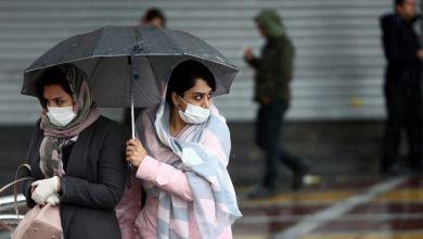 صورة ورقة بحثية تتحدث عن نسب مرعبة لعدد الإصابات بفيروس كورونا في إيران