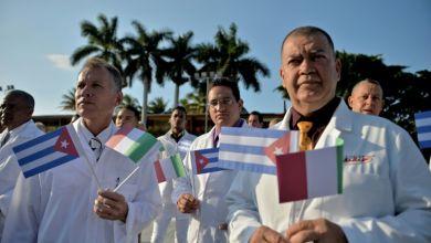 صورة كوبا ترسل أطباء إلى إيطاليا للمساعدة في مكافحة وباء كوفيد 19