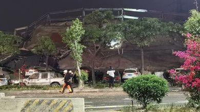 صورة الصين.. انهيار فندق مخصص كحجر صحي للمصابين بكورونا و70 شخصا تحت الأنقاض