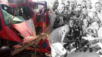 صورة الاتحاد الأفريقي ينعي مصرع 9 لاعبين في حادث سير أليمة