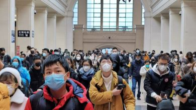 صورة الركود العالمي بدأ بسبب فيروس كورونا!