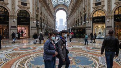 """صورة وسط انتشار """"كورونا"""".. إيطاليا تعلن تعليق مدفوعات أقساط الرهن العقاري"""