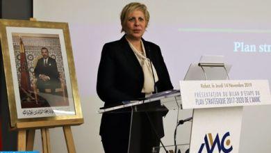 صورة انتخاب نزهة حيات رئيسة للجنة الإقليمية لإفريقيا والشرق الأوسط