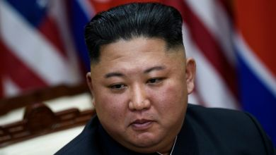 صورة كوريا الشمالية تطلق مقذوفين غير محددين (الجيش الكوري الجنوبي)