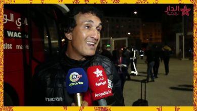 صورة بادو: معرفة غاريدو عناصر النجم التونسي ساعدتنا على الفوز ونسعى للتأكيد في الإياب