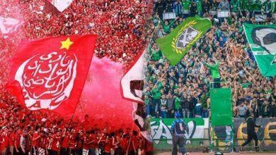 Photo of دوري أبطال أفريقيا.. مواعيد مباريات الرجاء والوداد في نصف النهائي