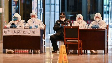 صورة 5 وفيات جديدة و45 إصابة بفيروس كورونا في الصين