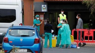 """صورة سبتة…تسجيل 3حالات شفاء جديدة من فيروس """"كورونا"""" وتعافي 3 أشخاص"""