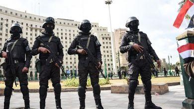 صورة تبادل لإطلاق النار بين السلطات ومجموعة مسلحة بالعاصمة المصرية القاهرة