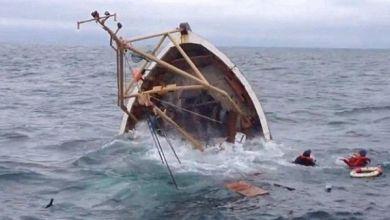 صورة مأساة…فقدان 4 بحارة مغاربة في عرض المتوسط والبحرية الإسبانية تعثر على بقايا قاربهم