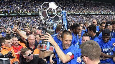 Photo of فيروس كورونا يمنح لنادي كلوب بروج لقب الدوري البلجيكي