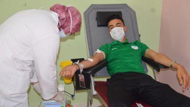 Photo of مكونات الدفاع الحسني الجديدي تتبرع بالدم