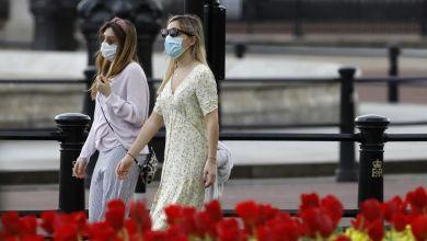 صورة بريطانيا تتخطى عتبة الـ10 آلاف وفاة جراء كوفيد-19