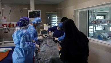 صورة أكثر من ثلاثة آلاف وفاة بفيروس كورونا في إيران
