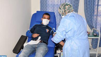 Photo of نجاح تجربة للتبرع بالدم دون كسر تدابير حالة الطوارئ الصحية