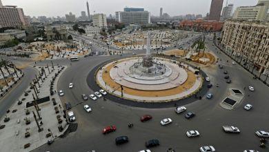 """صورة مقتل ضابط بالأمن المصري وسبعة """"إرهابيين"""" في تبادل لإطلاق النار بالقاهرة"""