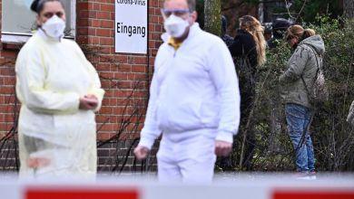 صورة ألمانيا…أزيد من 1300 حالة وفاة بسبب كورونا والفيروس يزحف في ولاية بافاريا